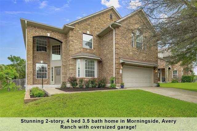 9316 Castle Pines Dr, Austin, TX 78717 (#5382039) :: Watters International