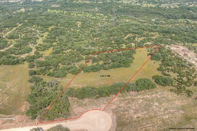 TBD E Flying Owl Dr, Johnson City, TX 78606 (#5383339) :: The Summers Group