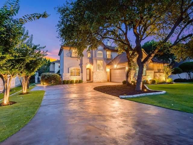 3 Glen Rock Dr, Lakeway, TX 78738 (#5384738) :: Ben Kinney Real Estate Team