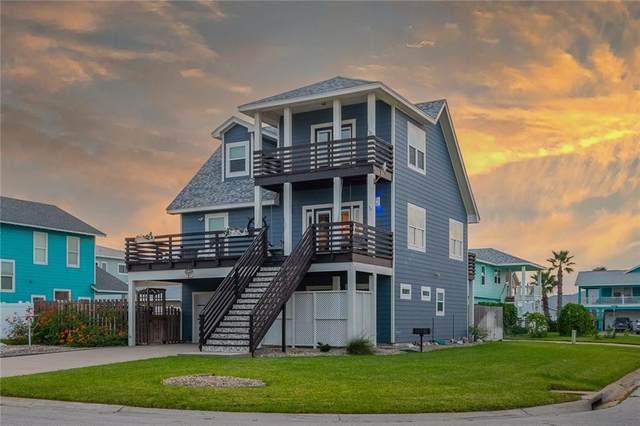 695 Kara Dr, Port Aransas, TX 78373 (#5385982) :: Papasan Real Estate Team @ Keller Williams Realty