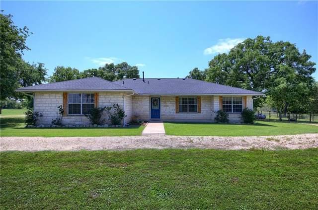 1650 N County Road 439, Thorndale, TX 76577 (#5386950) :: Papasan Real Estate Team @ Keller Williams Realty