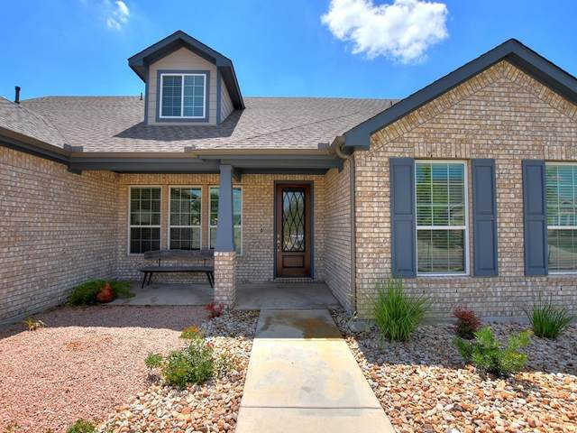 801 Holiday Creek Ln, Georgetown, TX 78633 (#5388026) :: Lucido Global