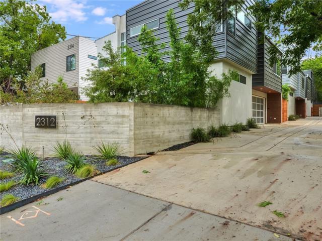 2312 Enfield Rd #1, Austin, TX 78703 (#5390190) :: Watters International