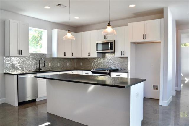 1130 Spur St #1, Austin, TX 78721 (#5391441) :: The Gregory Group