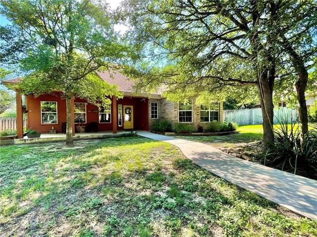 808 Woodland Park Dr, Marble Falls, TX 78654 (#5391453) :: Zina & Co. Real Estate