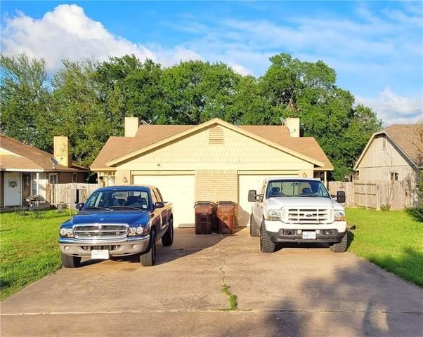 317/319 Greenlawn Blvd 317 & 319, Round Rock, TX 78664 (#5391834) :: Sunburst Realty