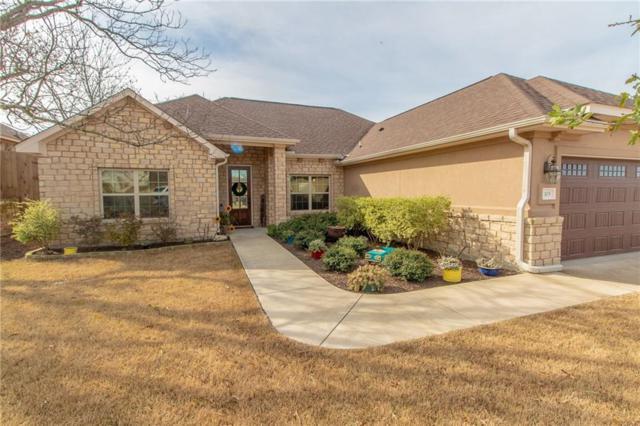 105 Jake Dr, Jarrell, TX 76537 (#5392009) :: Papasan Real Estate Team @ Keller Williams Realty