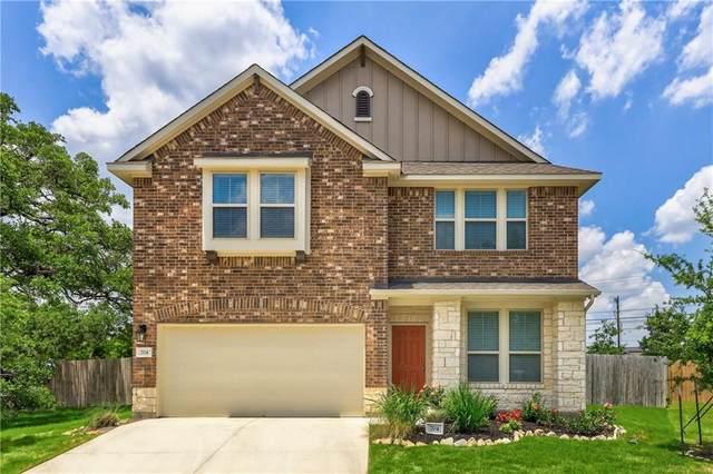 704 Hays Hill Dr #2, Georgetown, TX 78633 (MLS #5393606) :: Vista Real Estate