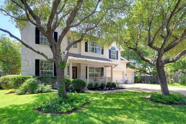 2829 Chatelle Dr, Round Rock, TX 78681 (#5396107) :: The Perry Henderson Group at Berkshire Hathaway Texas Realty