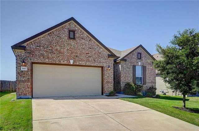5817 Sardinia Dr, Round Rock, TX 78665 (#5396675) :: Watters International