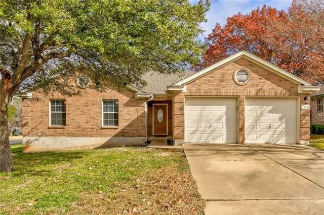 1806 Oakmont Ln, Cedar Park, TX 78613 (#5397183) :: Watters International