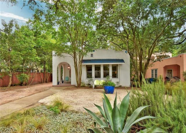 713 E 32ND St, Austin, TX 78705 (#5397857) :: The Heyl Group at Keller Williams