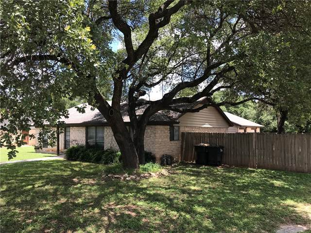 100 Norwood Dr, Georgetown, TX 78628 (#5397894) :: Service First Real Estate