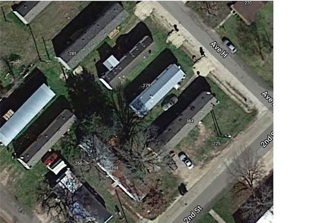 AVE I and H 2nd St, Somerville, TX 77879 (#5398068) :: Sunburst Realty