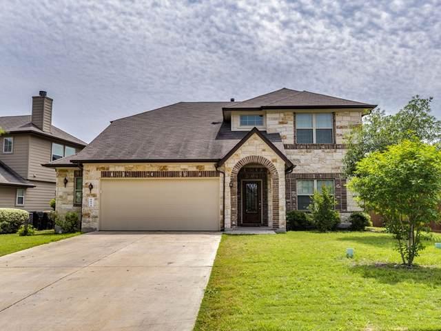 665 Bottle Brush Dr, Kyle, TX 78640 (#5398636) :: Papasan Real Estate Team @ Keller Williams Realty
