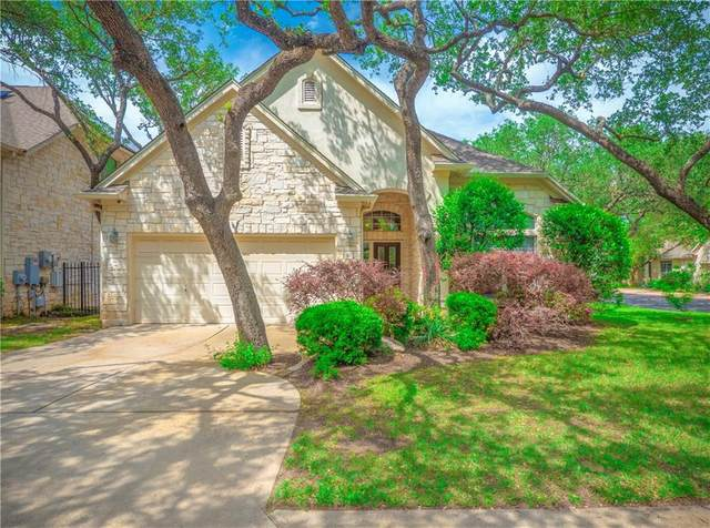 5000 Mission Oaks Blvd #42, Austin, TX 78735 (#5400552) :: Papasan Real Estate Team @ Keller Williams Realty