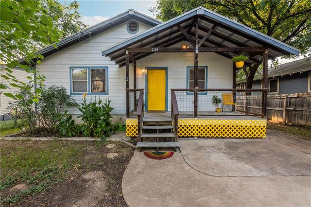 1114 Christie Dr, Austin, TX 78721 (#5400775) :: Papasan Real Estate Team @ Keller Williams Realty