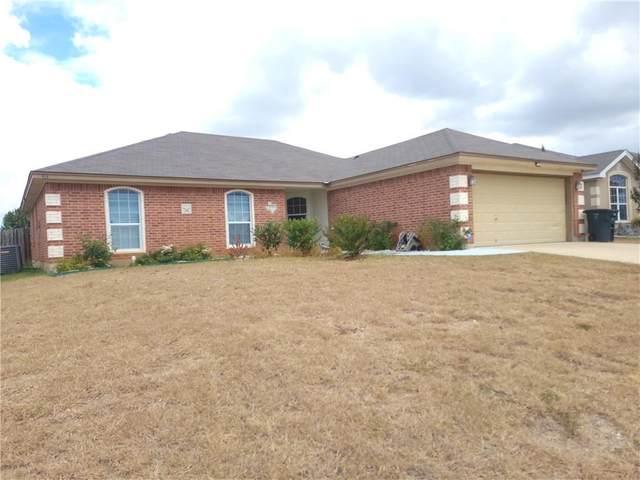 3707 Tatonka Dr, Killeen, TX 76549 (#5400816) :: Papasan Real Estate Team @ Keller Williams Realty