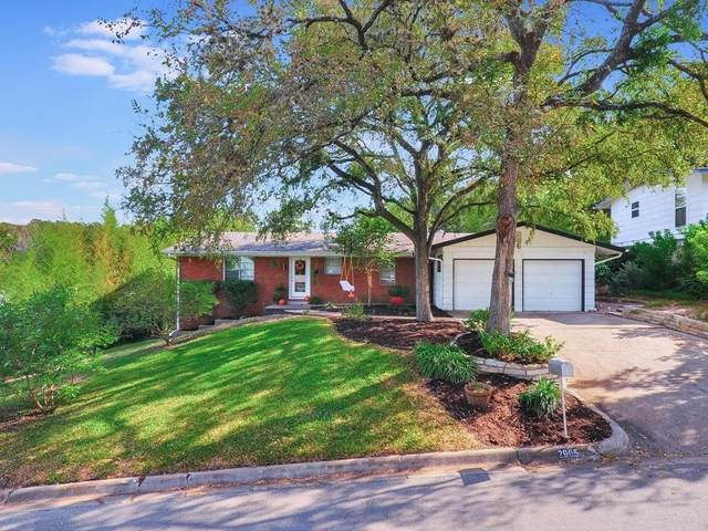 2905 Oak Park Dr, Austin, TX 78704 (#5400999) :: Lauren McCoy with David Brodsky Properties