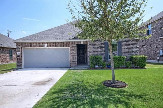 515 Yosemite Trl, Taylor, TX 76574 (#5401302) :: Azuri Group | All City Real Estate