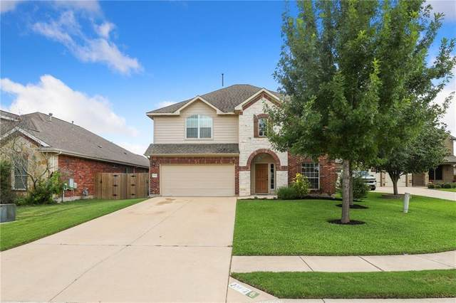 20712 Mead Bnd, Pflugerville, TX 78660 (#5401383) :: Papasan Real Estate Team @ Keller Williams Realty