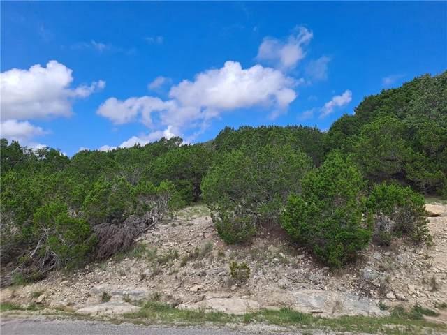 2702 Wilson Ave, Lago Vista, TX 78645 (#5402582) :: Papasan Real Estate Team @ Keller Williams Realty