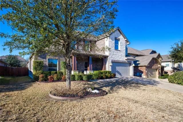 513 Williams Way, Cedar Park, TX 78613 (#5402933) :: Realty Executives - Town & Country