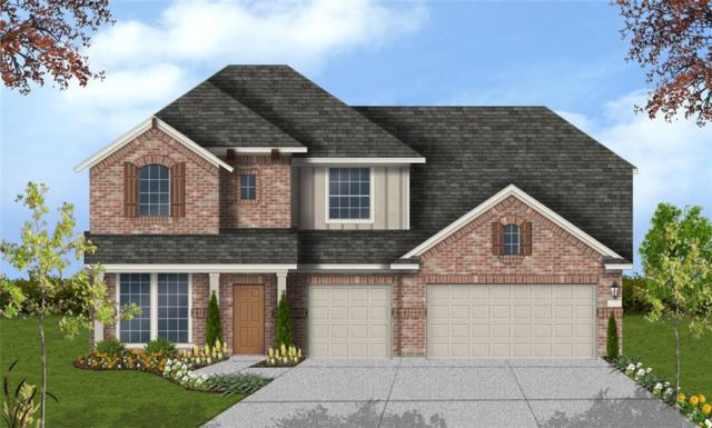 400 Whittington Way, Liberty Hill, TX 78642 (#5403733) :: Realty Executives - Town & Country