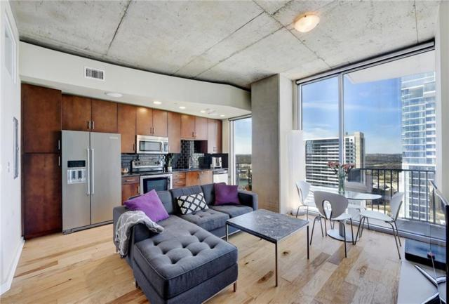 360 Nueces St #2504, Austin, TX 78701 (#5403924) :: Watters International