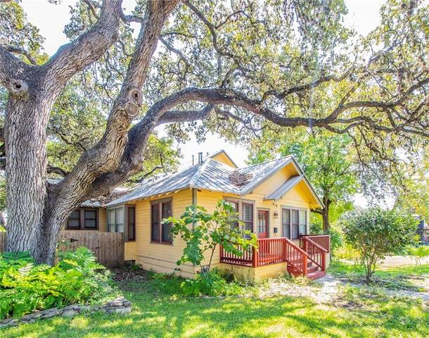 1419 Travis Heights Blvd, Austin, TX 78704 (#5404024) :: The Perry Henderson Group at Berkshire Hathaway Texas Realty