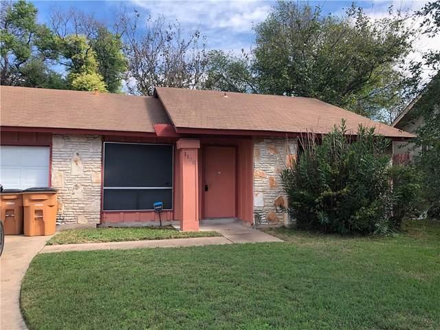 1100 Crown Ridge Path, Austin, TX 78753 (MLS #5405125) :: The Barrientos Group