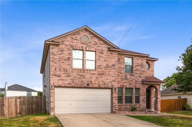 1405 Champion Dr, Round Rock, TX 78664 (#5406809) :: The Gregory Group