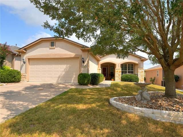 404 Fort Griffin Trl, Georgetown, TX 78633 (#5407724) :: Papasan Real Estate Team @ Keller Williams Realty