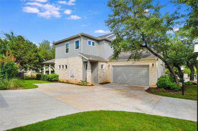 207 Fairlake Cir #2, Austin, TX 78734 (#5409221) :: Zina & Co. Real Estate