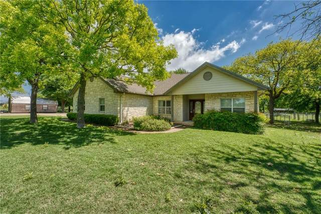 901 County Road 340A, Burnet, TX 78611 (#5409954) :: The Summers Group