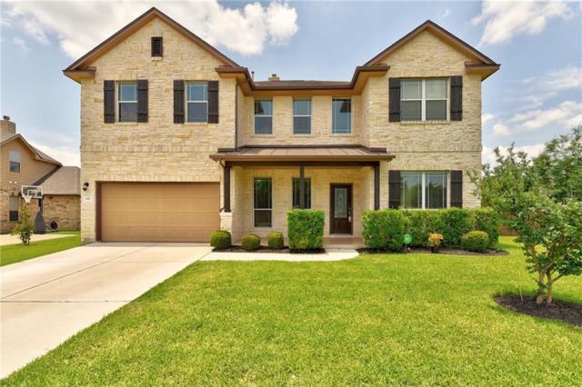 401 Buck Ridge Rd, Cedar Park, TX 78613 (#5410545) :: The Perry Henderson Group at Berkshire Hathaway Texas Realty