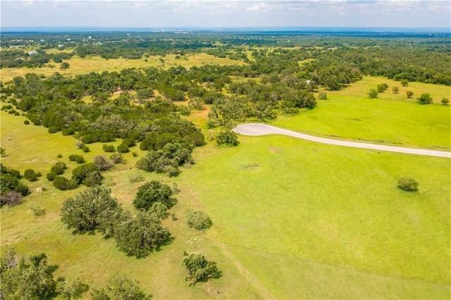 24 Lilly Ln, Round Mountain, TX 78633 (#5411386) :: Papasan Real Estate Team @ Keller Williams Realty