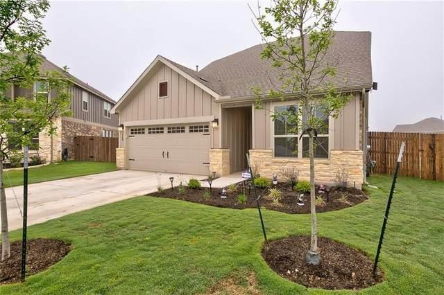 508 Spoleto Dr, Liberty Hill, TX 78642 (#5411608) :: Papasan Real Estate Team @ Keller Williams Realty