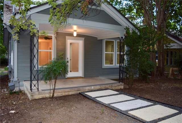 3213 Harris Park Ave, Austin, TX 78705 (#5413330) :: The Perry Henderson Group at Berkshire Hathaway Texas Realty