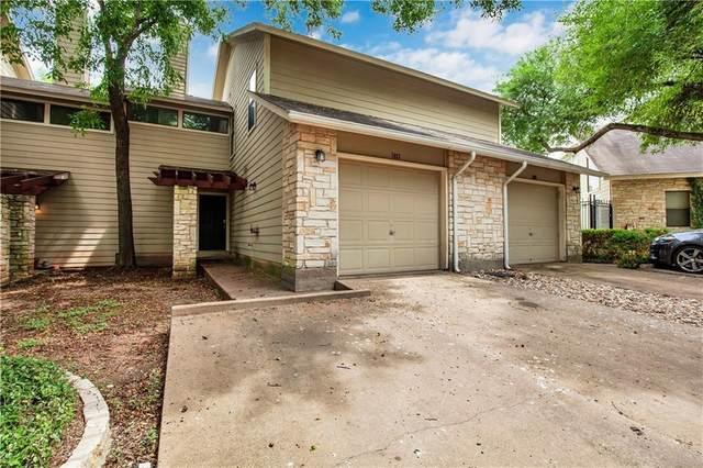 512 Eberhart Ln #1403, Austin, TX 78745 (#5413627) :: Lauren McCoy with David Brodsky Properties