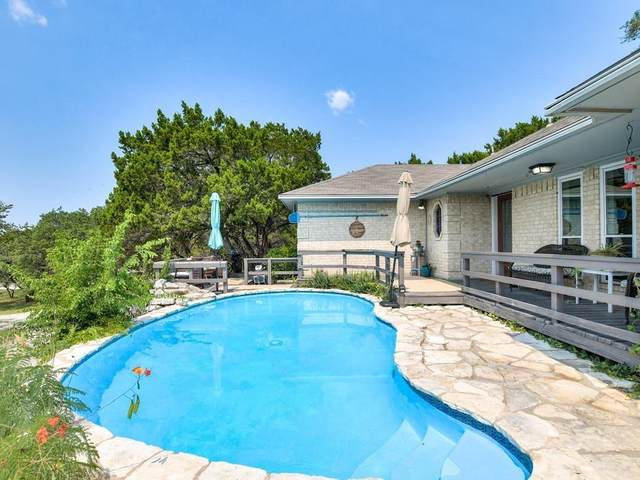 358 Scenic Way, Wimberley, TX 78676 (#5413847) :: Resident Realty