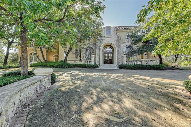 8101 Chalk Knoll Dr, Austin, TX 78735 (#5413987) :: The Perry Henderson Group at Berkshire Hathaway Texas Realty