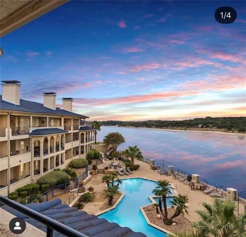 3404 American Dr #3308, Lago Vista, TX 78645 (#5415493) :: Zina & Co. Real Estate