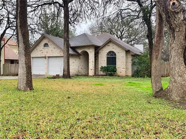 8703 Clipper Ct, Austin, TX 78745 (#5417801) :: Ben Kinney Real Estate Team