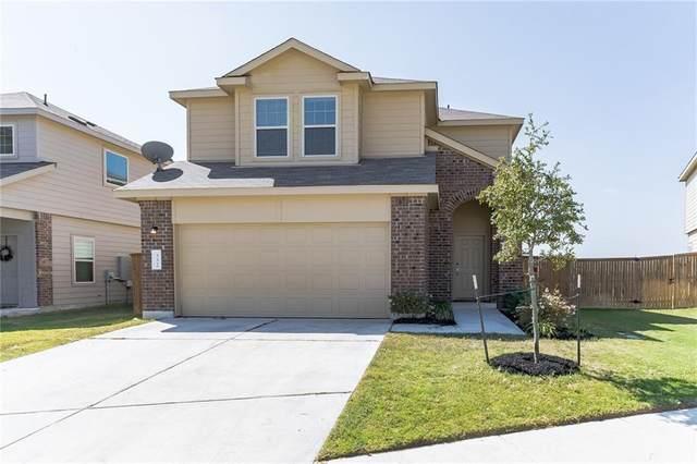 352 Circle Way 37E, Jarrell, TX 76537 (MLS #5421008) :: Brautigan Realty