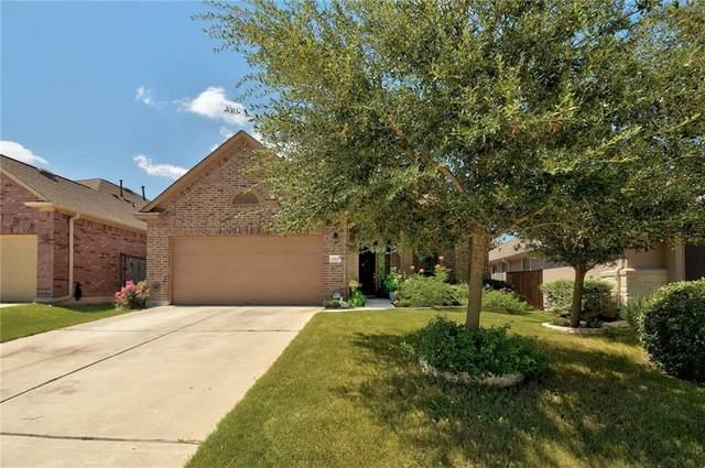2821 Amber Valley Ln, Leander, TX 78641 (#5422575) :: Papasan Real Estate Team @ Keller Williams Realty