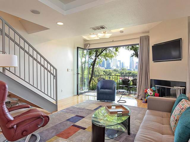 1501 Barton Springs Rd #210, Austin, TX 78704 (#5424310) :: Ben Kinney Real Estate Team