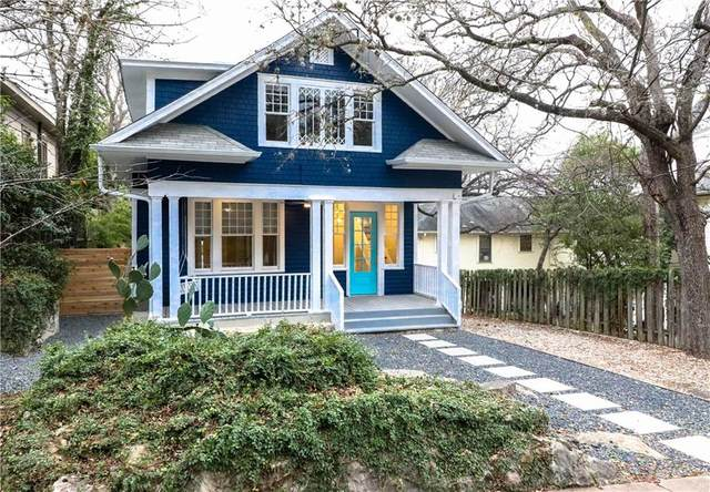 1119 W 9th St, Austin, TX 78703 (#5424465) :: The Perry Henderson Group at Berkshire Hathaway Texas Realty