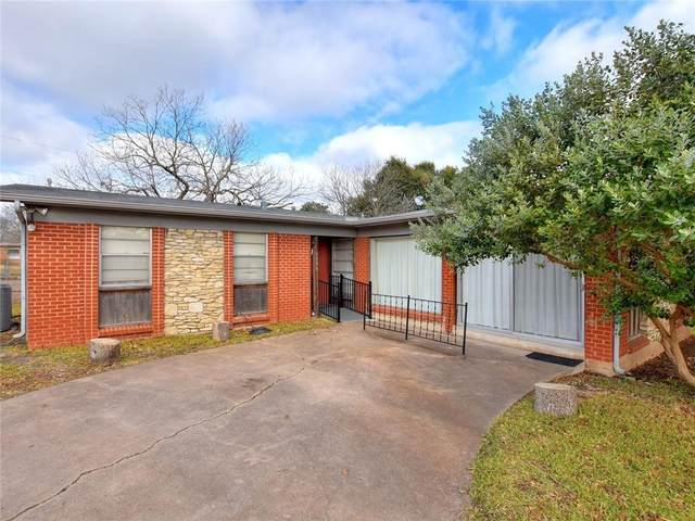 4806 Tannehill Ln, Austin, TX 78723 (#5425749) :: Realty Executives - Town & Country