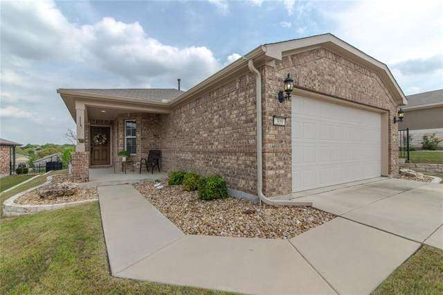 309 Kings Creek Rd, Georgetown, TX 78633 (#5427001) :: Papasan Real Estate Team @ Keller Williams Realty